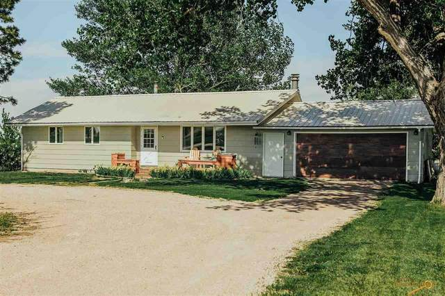 32 Stone Dr, Wall, SD 57790 (MLS #149654) :: Dupont Real Estate Inc.