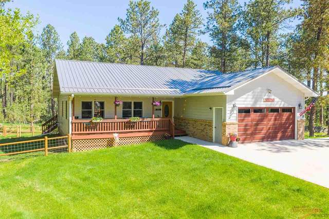12209 Benchmark Ln, Custer, SD 57730 (MLS #149660) :: Christians Team Real Estate, Inc.