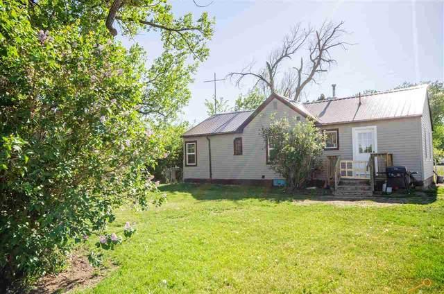 107 W Oak St, New Underwood, SD 57761 (MLS #149663) :: Heidrich Real Estate Team