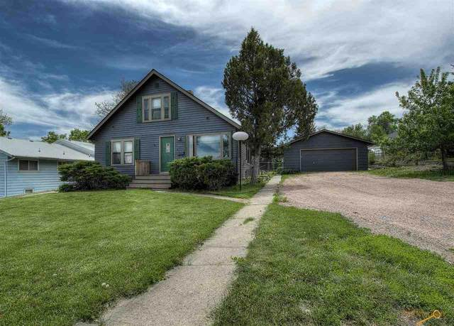 605 St Charles, Rapid City, SD 57701 (MLS #149695) :: Dupont Real Estate Inc.