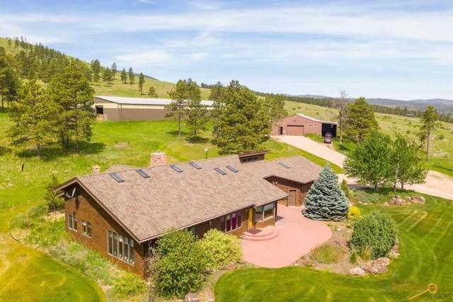 17800 Little Elk Creek Crossing, Piedmont, SD 57769 (MLS #149696) :: Christians Team Real Estate, Inc.
