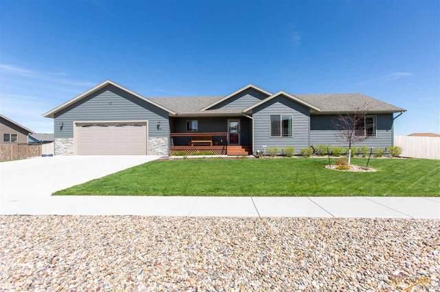 7330 Castlewood Dr, Summerset, SD 57718 (MLS #149740) :: Dupont Real Estate Inc.