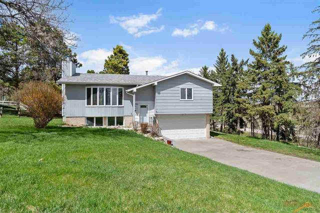 1809 Morningside Dr, Rapid City, SD 57701 (MLS #149754) :: Dupont Real Estate Inc.