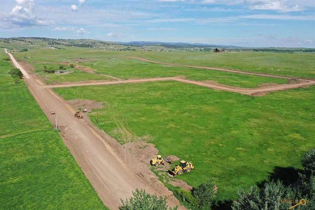 Lot 25 Riata Loop, Piedmont, SD 57769 (MLS #149774) :: Heidrich Real Estate Team