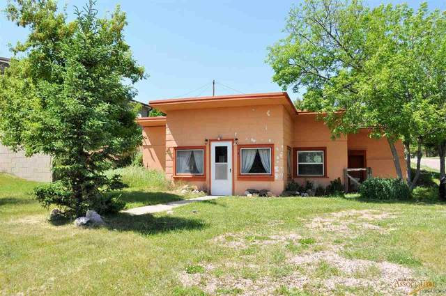 721 Montgomery, Custer, SD 57730 (MLS #149888) :: Christians Team Real Estate, Inc.