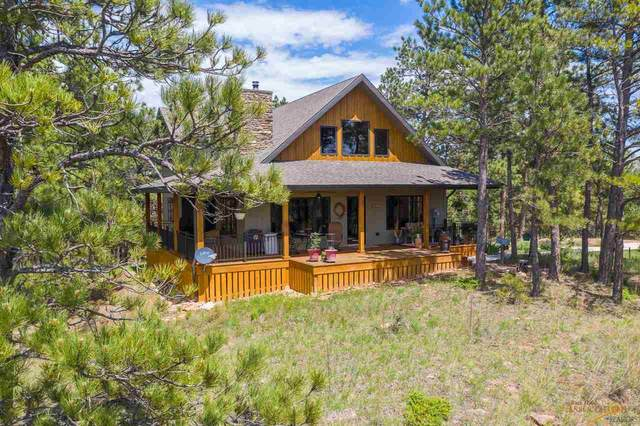 12868 Sapphire Ln, Hot Springs, SD 57747 (MLS #149898) :: Dupont Real Estate Inc.
