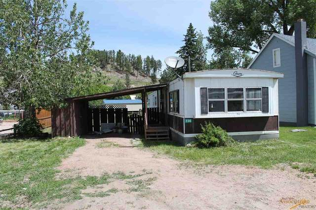 236 E Main, Hill City, SD 57745 (MLS #149904) :: VIP Properties