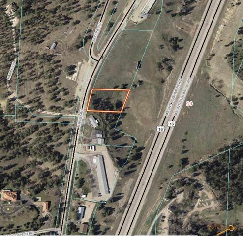 Hwy 16, Rapid City, SD 57701 (MLS #149908) :: Dupont Real Estate Inc.