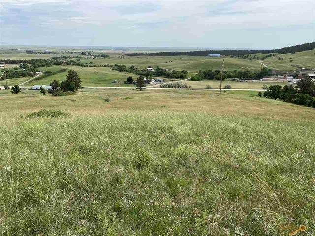 TBD Erickson Ranch Rd, Rapid City, SD 57702 (MLS #149946) :: Black Hills SD Realty