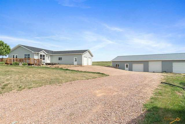 24201 Marge Ct, Hermosa, SD 57744 (MLS #149957) :: Dupont Real Estate Inc.