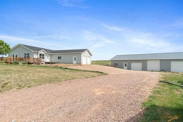 24201 Marge Ct, Hermosa, SD 57744 (MLS #149957) :: Heidrich Real Estate Team