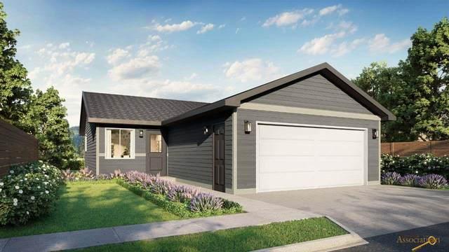4521 Avenue A, Rapid City, SD 57703 (MLS #149970) :: Dupont Real Estate Inc.