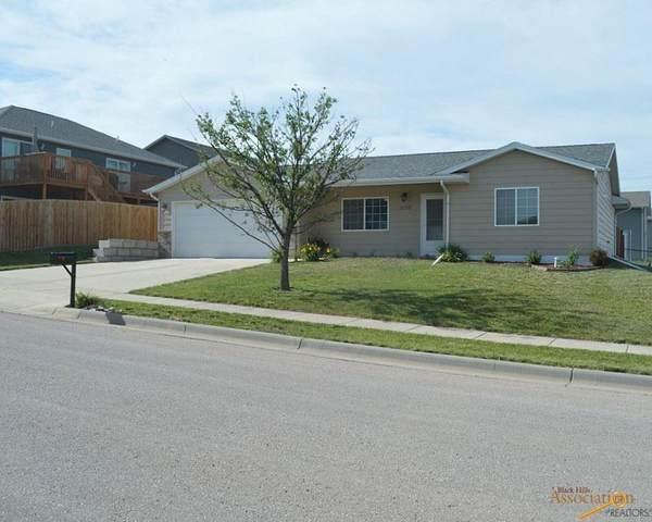 1006 Springsteen Lane, Rapid City, SD 57701 (MLS #149971) :: Dupont Real Estate Inc.