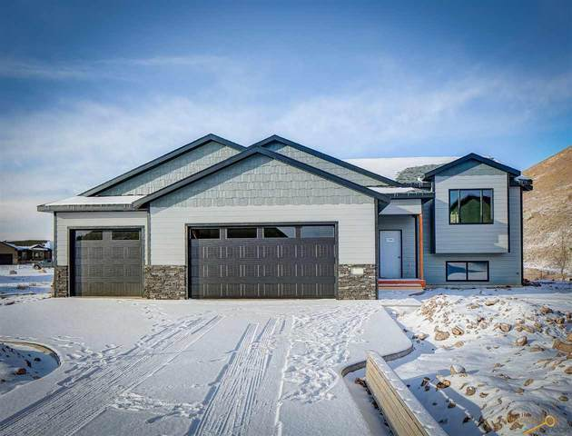 1019 Shape Ct, Rapid City, SD 57703 (MLS #149978) :: Dupont Real Estate Inc.