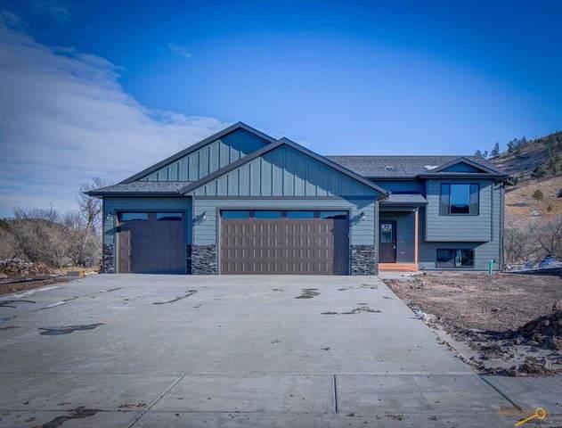 1025 Shape Ct, Rapid City, SD 57703 (MLS #149983) :: Dupont Real Estate Inc.