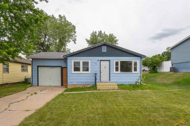 127 Indiana, Rapid City, SD 57701 (MLS #150005) :: Dupont Real Estate Inc.