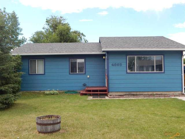 4665 Williams St, Rapid City, SD 57703 (MLS #150009) :: Dupont Real Estate Inc.