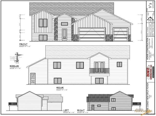 Lot 13 Pommel Loop, Rapid City, SD 57701 (MLS #150014) :: Heidrich Real Estate Team