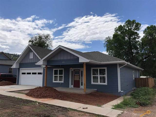 609 Albany Ave, Hot Springs, SD 57747 (MLS #150030) :: Christians Team Real Estate, Inc.