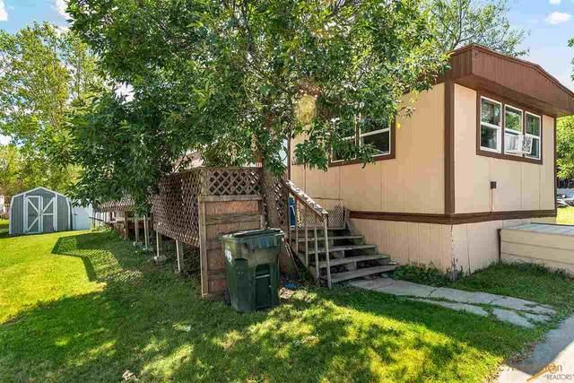 Lot 161 - 1008 Howard, Rapid City, SD 57701 (MLS #150035) :: Christians Team Real Estate, Inc.