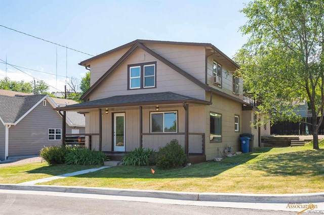 1301 Fulton, Rapid City, SD 57701 (MLS #150076) :: Christians Team Real Estate, Inc.