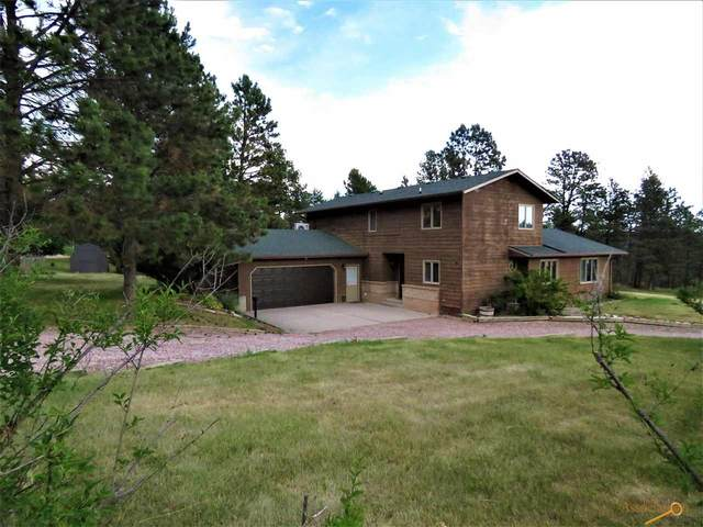 12700 Ridgeview Dr, Hot Springs, SD 57747 (MLS #150094) :: VIP Properties
