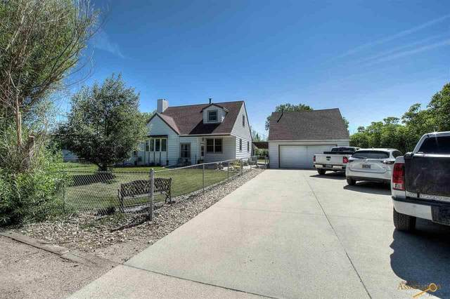2474 S Neel, Rapid City, SD 57703 (MLS #150106) :: Dupont Real Estate Inc.
