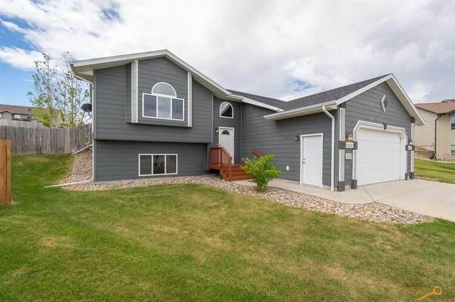 925 Crimson Ct, Rapid City, SD 57701 (MLS #150109) :: Dupont Real Estate Inc.