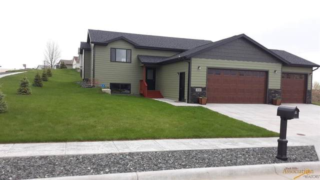 3640 Blackpowder Rd, Rapid City, SD 57703 (MLS #150115) :: Dupont Real Estate Inc.