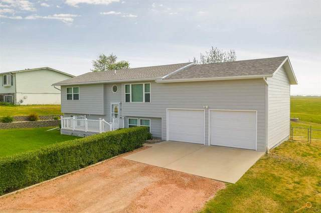 2132 Helios Dr, Rapid City, SD 57703 (MLS #150133) :: Dupont Real Estate Inc.