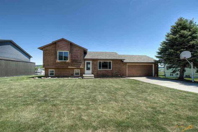 7718 Timberline Rd, Black Hawk, SD 57718 (MLS #150142) :: VIP Properties