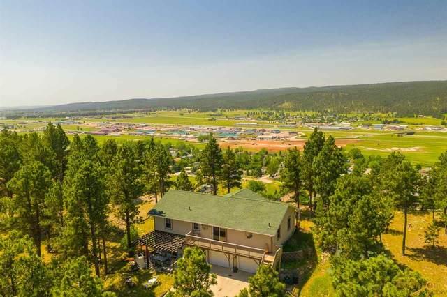 12671 Cedar, Black Hawk, SD 57718 (MLS #150150) :: VIP Properties