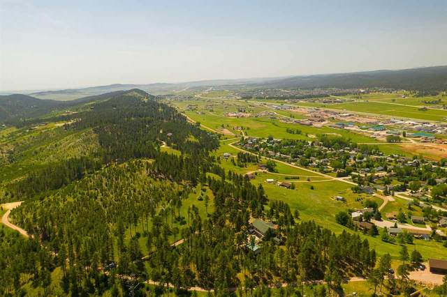 TBD Cedar, Black Hawk, SD 57718 (MLS #150152) :: Dupont Real Estate Inc.