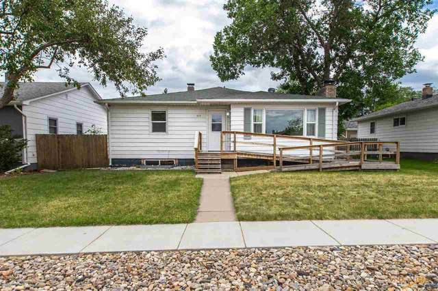 515 Indiana, Rapid City, SD 57701 (MLS #150178) :: Dupont Real Estate Inc.