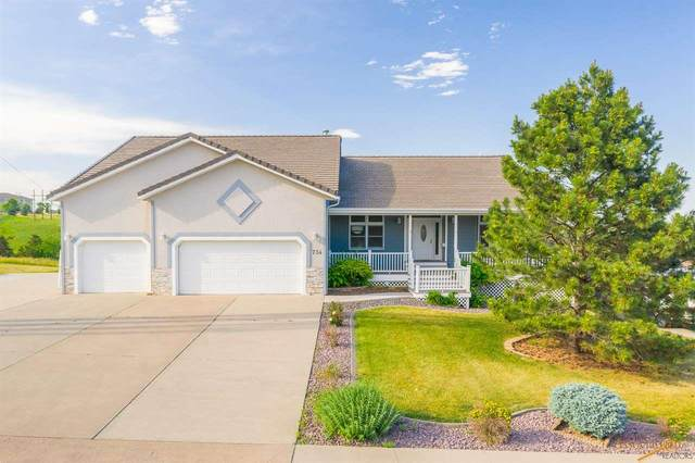 734 Alta Vista Dr, Rapid City, SD 57701 (MLS #150182) :: Dupont Real Estate Inc.