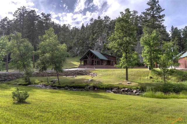 13361 Gideons Trl, Keystone, SD 57751 (MLS #150243) :: VIP Properties