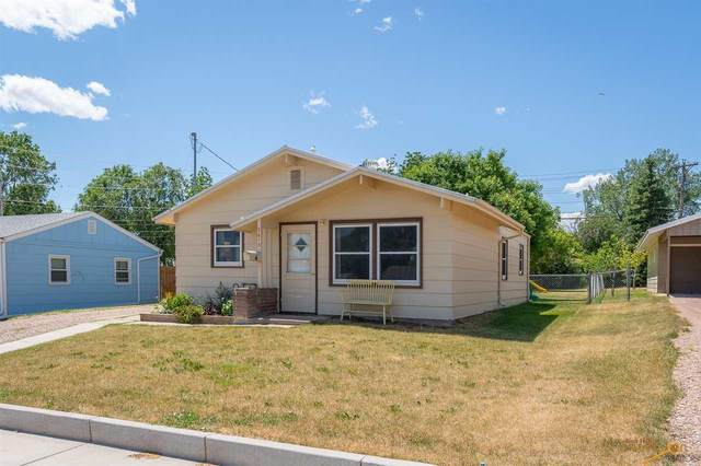 2613 Ivy Ave, Rapid City, SD 57701 (MLS #150248) :: Dupont Real Estate Inc.