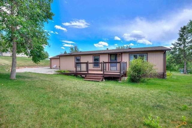 5901 Eastside Dr, Black Hawk, SD 57718 (MLS #150251) :: Dupont Real Estate Inc.