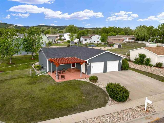 4407 Three Rivers Dr, Rapid City, SD 57701 (MLS #150257) :: Dupont Real Estate Inc.
