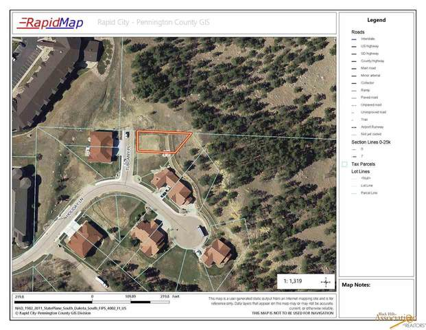 3722 Tuscany Pl, Rapid City, SD 57702 (MLS #150287) :: Heidrich Real Estate Team