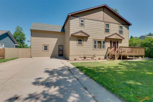 240 E Michigan, Spearfish, SD 57783 (MLS #150298) :: Christians Team Real Estate, Inc.