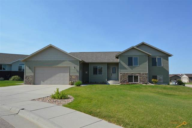 3124 Rust Ridge Ct, Rapid City, SD 57703 (MLS #150302) :: Dupont Real Estate Inc.
