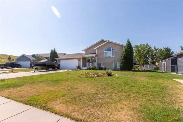 701 Hillshire Ct, Rapid City, SD 57701 (MLS #150304) :: Dupont Real Estate Inc.