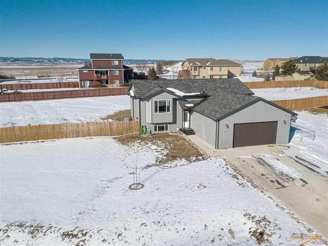 23015 Morninglight Dr, Rapid City, SD 57703 (MLS #150305) :: Heidrich Real Estate Team
