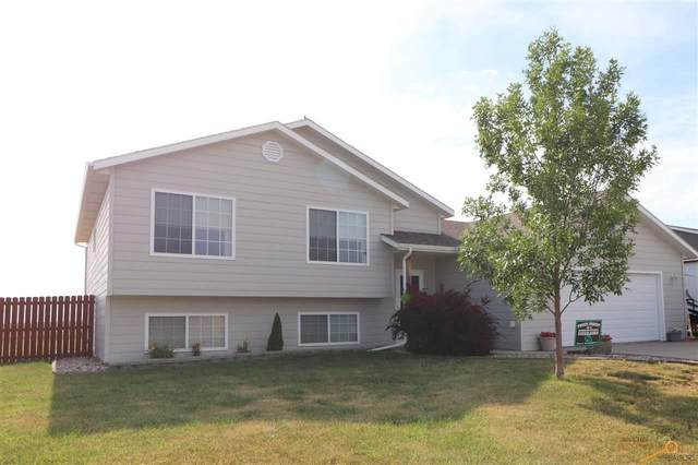508 Freude Lane, Box Elder, SD 57719 (MLS #150308) :: VIP Properties
