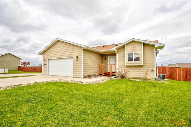 304 Freiheit Ln, Box Elder, SD 57719 (MLS #150309) :: VIP Properties