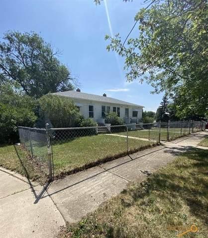 1018 Willsie Ave, Rapid City, SD 57701 (MLS #150324) :: Dupont Real Estate Inc.