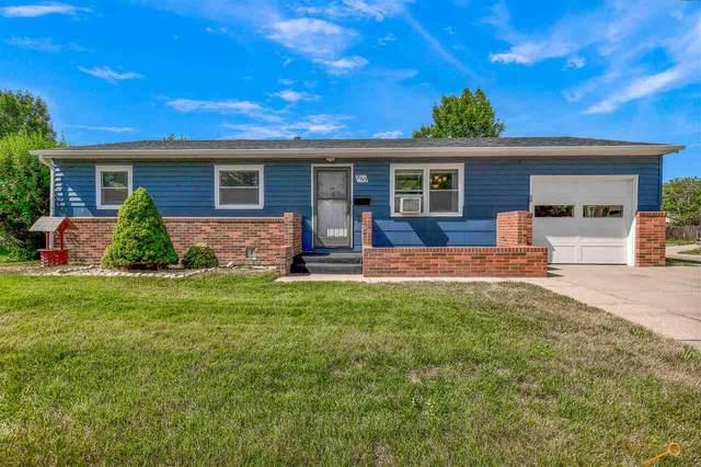 710 E Oakland, Rapid City, SD 57701 (MLS #150332) :: Dupont Real Estate Inc.