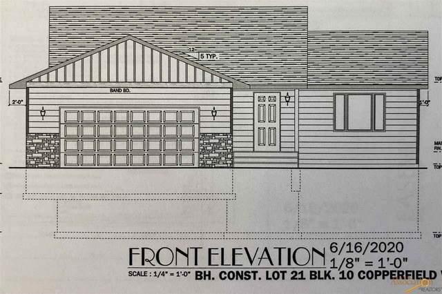 3128 Allison Ln, Rapid City, SD 57703 (MLS #150341) :: Dupont Real Estate Inc.