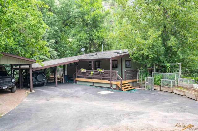 7124 Dark Canyon Rd, Rapid City, SD 57702 (MLS #150342) :: Dupont Real Estate Inc.